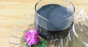 black-sesame-seed-milk