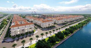 Nhà phố The New City Châu Đốc