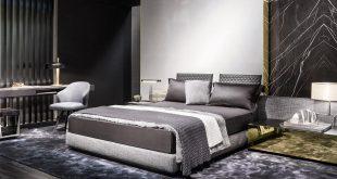 Minotti Yang Bed